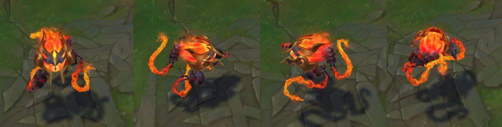 Vel'koz Hỏa Ngục trong game