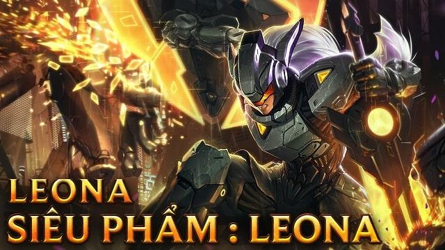 Hướng dẫn cách chơi Leona chi tiết cho game thủ