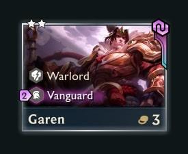 Garen phiên bản Tinh Anh