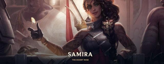 update lmht 10.19 truyền thuyết samira