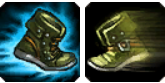 Giày Thủy Ngân hoặc Giày Ninja