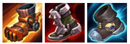 Giày cho Warwick
