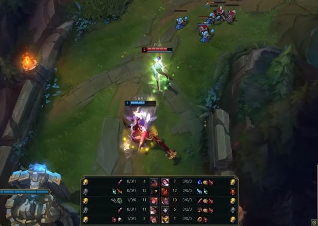 Mẹo chơi Fiora với lối lên Thần Kiếm Muramana