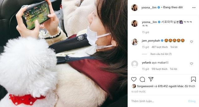 """Nữ thần Yoona cầm """"Đáng"""" Yasuo trong Liên Minh: Tốc Chiến"""
