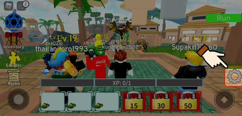 code game all star defense -2